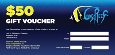 Picture of $50 Gift Voucher