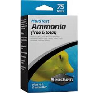 Picture of Seachem MultiTest Ammonia
