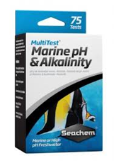 Picture of Seachem MultiTest Marine pH and Alkalinity