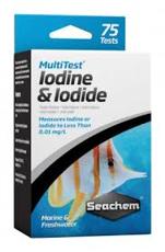 Picture of Seachem MultiTest Iodine and Iodide