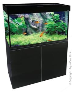 Picture of Aqua One Brilliance 120 Black