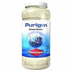 Picture of Purigen Seachem.