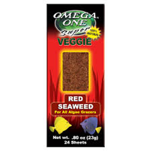 Picture of Super Veggie, Red Seaweed Omega One