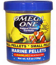 Picture of Marine Pellets Small 1.5mm Omega One