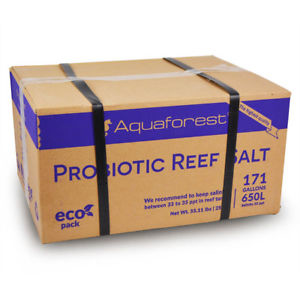 Picture of Aquaforest ProBiotic Reef Salt 25kg Box 'OUT OF STOCK'