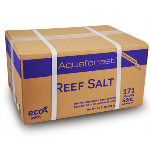 Picture of Aquaforest Reef Salt 25kg Box 'OUT OF STOCK'