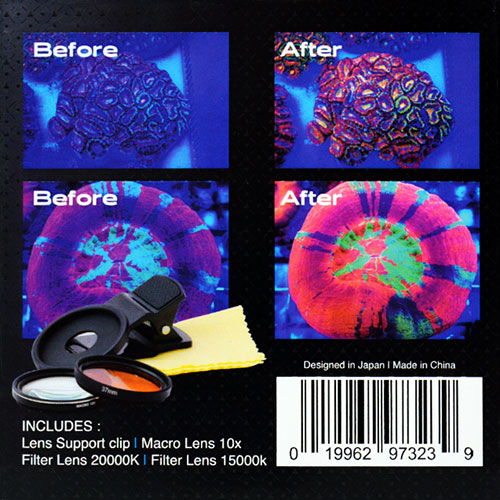 Picture of Polyplab Coral View Lens