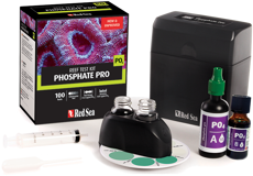 Picture of Phosphate Pro High Definition (P04) Test Kit. Red Sea.