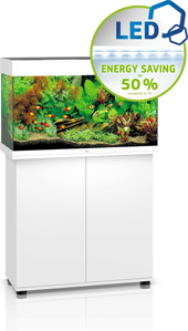 Picture of Juwel Rio 125 LED model with SBX Cabinet WHITE
