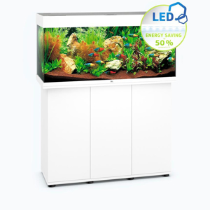 Picture of Juwel Rio 180 LED model with SBX Cabinet WHITE