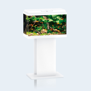 Picture of Juwel Primo 70 LED model WHITE with WHITE stand 'OUT OF STOCK'