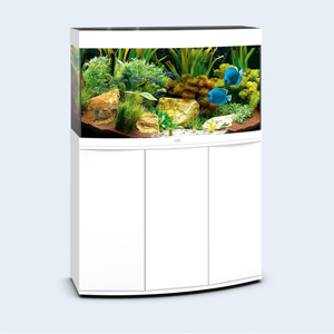 Picture of Juwel Vision 180 LED model with SBX Cabinet WHITE